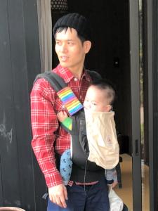登場人物パパの紹介